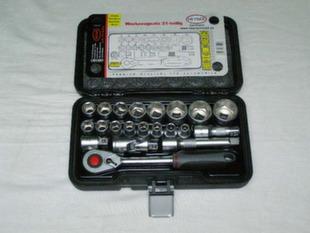Набор инструментов 21 предмет HEYNER 331