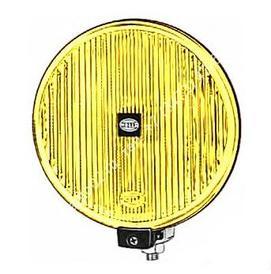 Comet 500 Фара противотуманного света (1 фара + крышка для фары + лампа) желтая