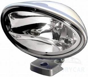 Comet FF-100 Фара дальнего света (1 фара + крышка для фары + лампа, цвет корпуса базальт)