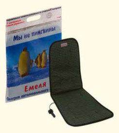 Обогрев сиденья Емеля 2 с регулятором нагрева