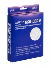 Адаптер K-LINE (USB - OBD II)