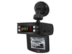 Комбинированное устройство (видеорегистратор и радар-дететор) Sound Quest Combo GRB-7
